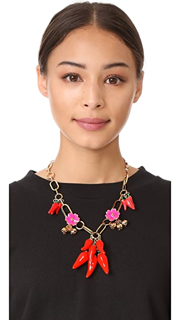 Kate Spade New York Pepper Statement Necklace