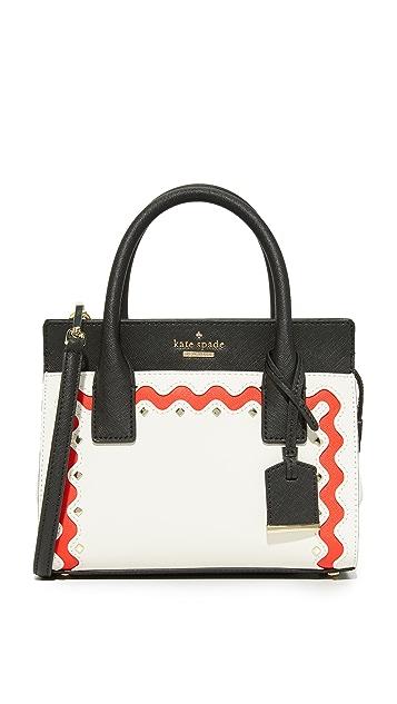 Kate Spade New York Миниатюрная сумка-портфель Candace