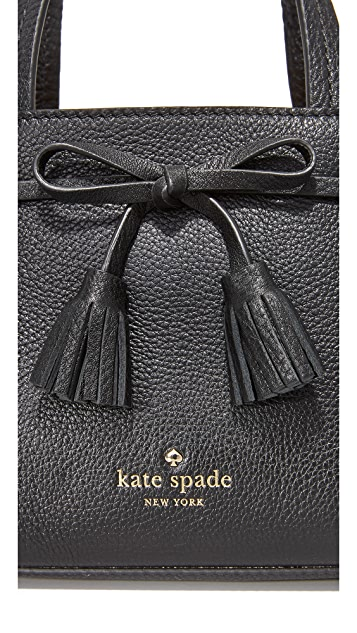 Kate Spade New York Hayes Street Mini Isobel Satchel