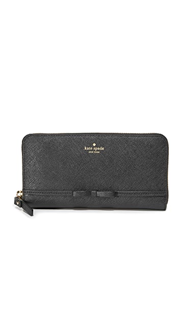 Kate Spade New York Cooke Hill Lacey Wallet