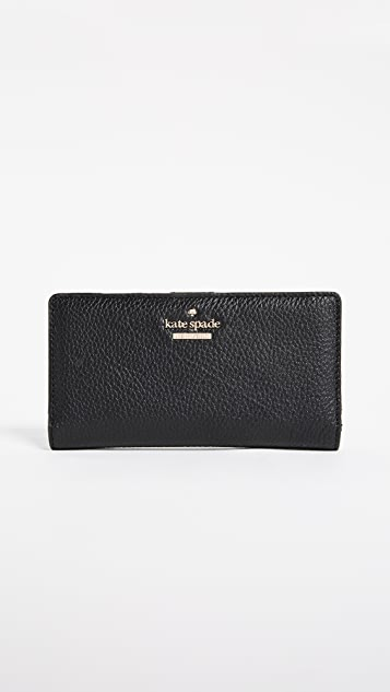 e8d4e5c5b6054 Kate Spade New York Jackson Street Stacy Wallet