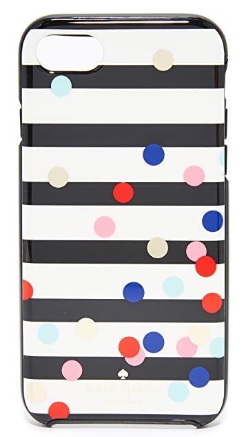 Kate Spade New York Confetti Dot iPhone 7 / 8 Case