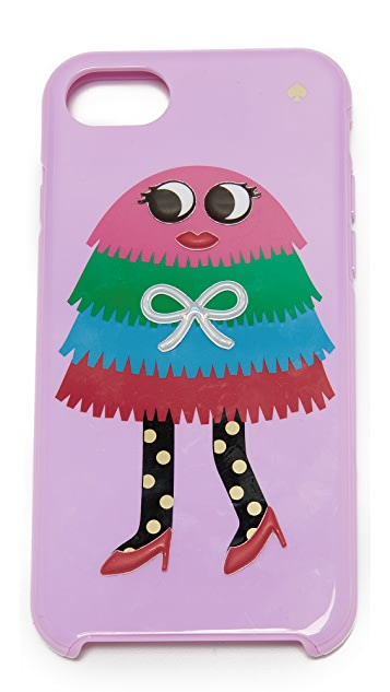 Kate Spade New York Чехол Make Your Own Pinata Girl для iPhone 7/8
