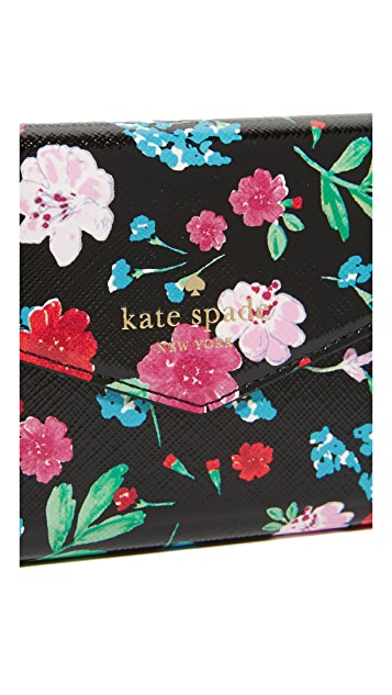Kate Spade New York Greenhouse Envelope Wristlet for iPhone 7 / 8