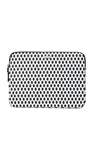 Kate Spade New York 13 inch Ikat Laptop Sleeve