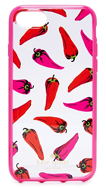 Kate Spade New York Hot Pepper iPhone 7 / 8 Case