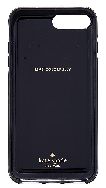 Kate Spade New York Geo Stripe iPhone 7 Plus / 8 Plus Case
