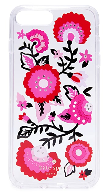 Kate Spade New York Jeweled Garland iPhone 7 Plus / 8 Plus Case