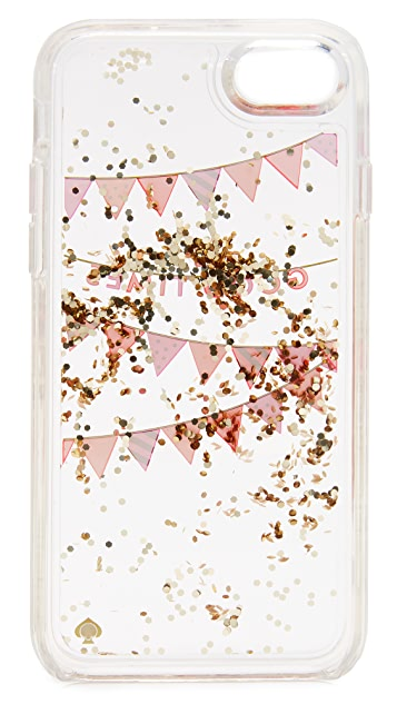 Kate Spade New York Good Times Confetti iPhone 7 / 8 Case
