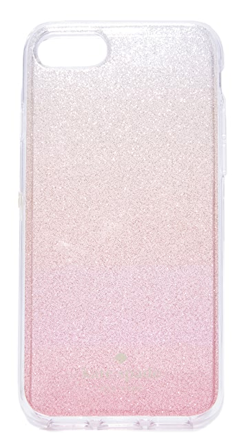 Kate Spade New York Glitter Ombre iPhone 7 / 8 Case