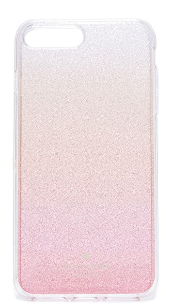 Kate Spade New York Glitter Ombre iPhone 7 Plus / 8 Plus Case
