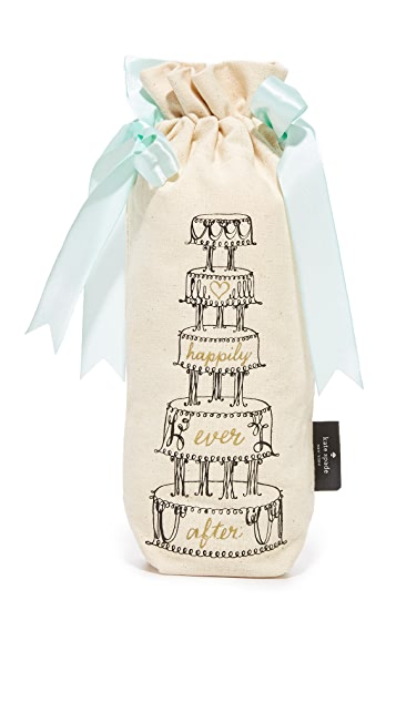 Kate Spade New York Happily Ever After Wine Tote