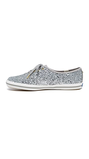 Kate Spade New York x Keds Glitter Sneakers
