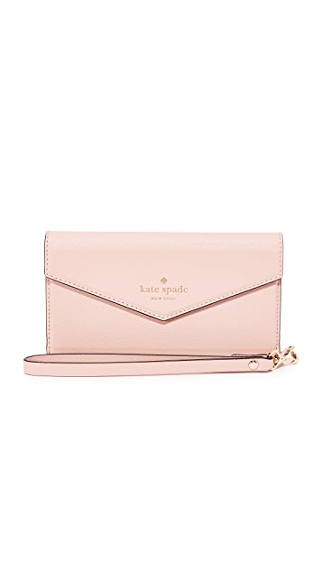 pretty nice d925d 929fc Envelope Wristlet for iPhone 7 / 8