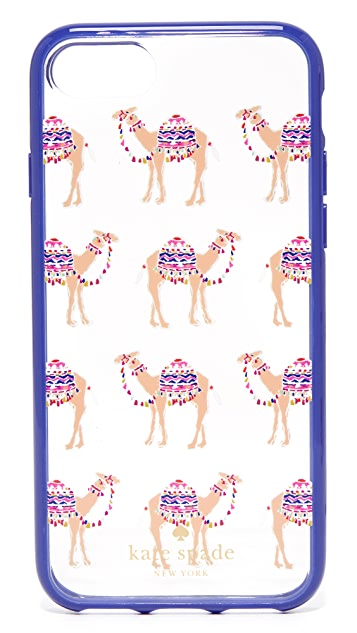 Kate Spade New York Camel March iPhone 7 / 8 Case
