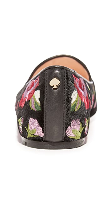 Kate Spade New York Swinton Floral Slip On Flats