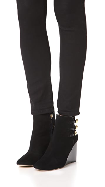 Kate Spade New York Geraldine Wedge Booties