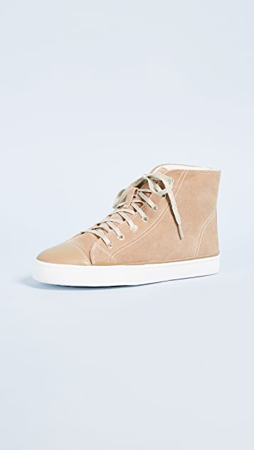 Kate Spade New York Lendal High Top Sneakers