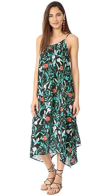 Kate Spade New York Cover Up Maxi Dress
