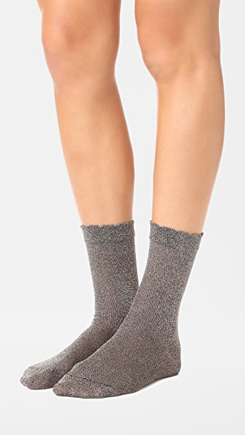 Kate Spade New York Sparkle Socks