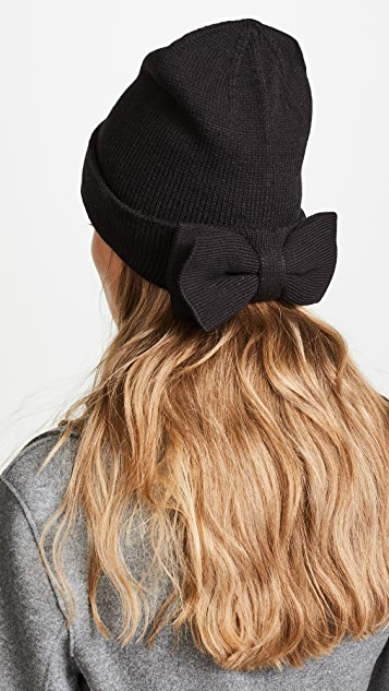Kate Spade New York Half Bow Beanie