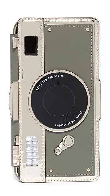 Kate Spade New York Camera Folio iPhone 7 / 8 Case