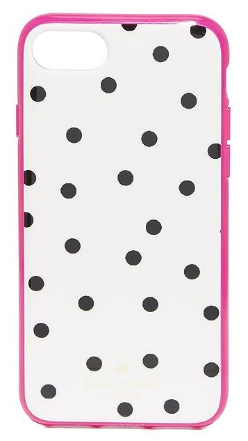 Kate Spade New York Dancing Dot iPhone 7 / 8 Case