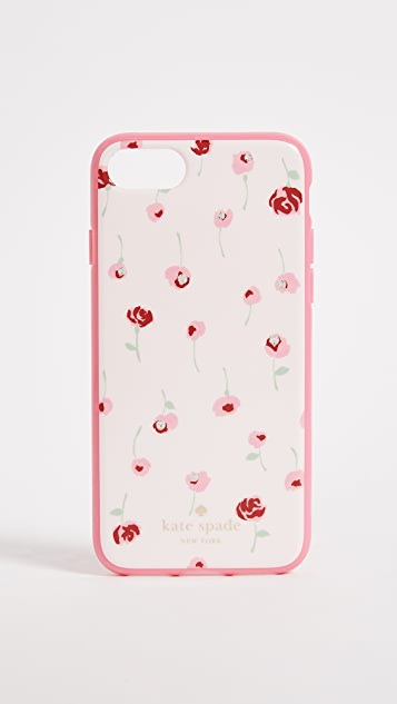 the best attitude b0414 a3f34 Jeweled Rose iPhone 7 / 8 Case