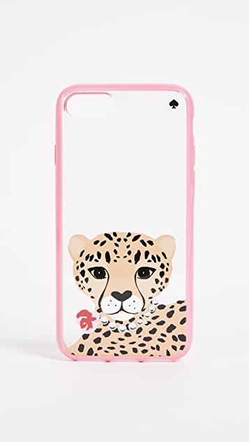 new concept 1f736 63405 Jeweled Cheetah iPhone 7 / 8 Case