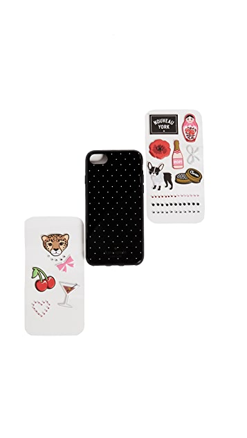 Kate Spade New York Make Your Own iPhone 7 / 8 Case