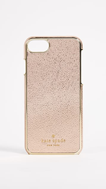 Kate Spade New York Metallic iPhone 7 / 8 Case