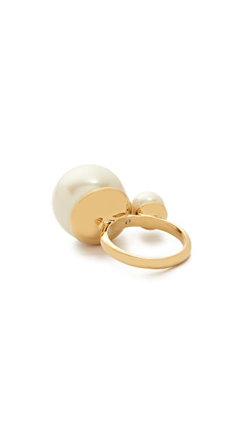 Kate Spade New York Girly Pearly Ring