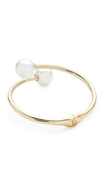 Kate Spade New York Golden Girl Bauble Cuff Bracelet
