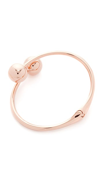 Kate Spade New York Golden Girl Bauble Cuff Bracelet