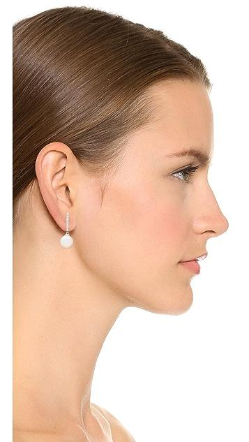 Kate Spade New York Precious Imitation Pearl Drop Earrings