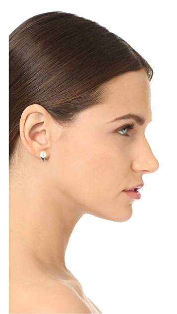 Kate Spade New York Bright Ideas Triangle Stud Earrings