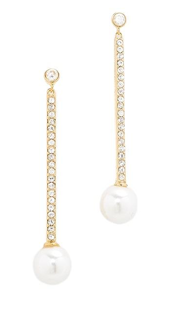 Kate Spade New York Precious Linear Earrings
