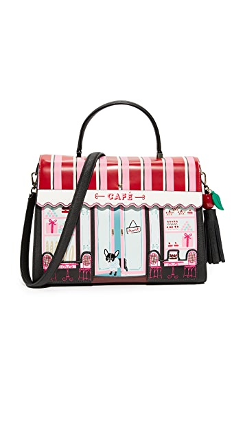 Kate Spade New York Cafe Satchel