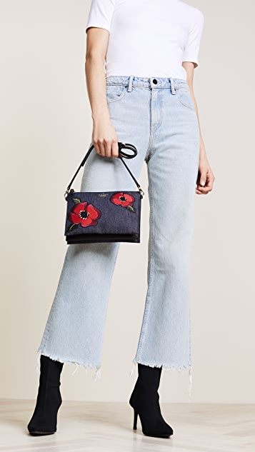 Kate Spade New York Cameron Street Poppy Dilon Cross Body Bag