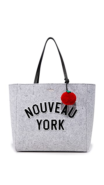 Kate Spade New York New York Hallie Tote