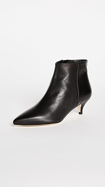 24624f9a517e Kate Spade New York Olly Kitten Heel Ankle Booties