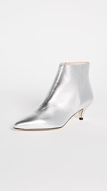 Kate Spade New York Olly Kitten Heel Ankle Booties