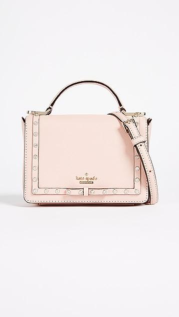 Kate Spade New York Cameron Street Embellished Hope Mini Top Handle Bag