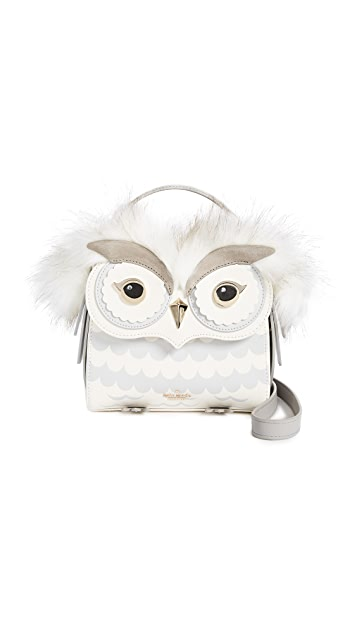Kate Spade New York Сумка Star Bright Owl с ручкой сверху