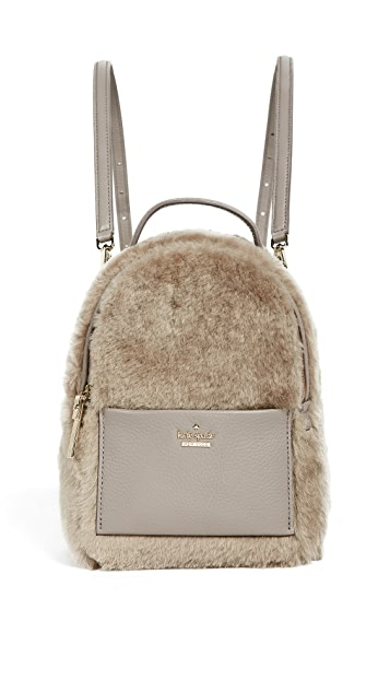 Kate Spade New York Finer Things Merry Mini Backpack