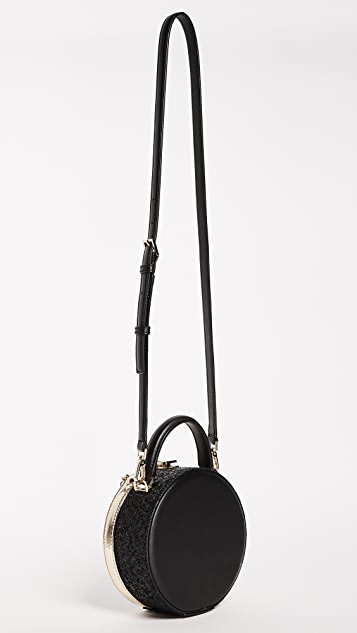 Kate Spade New York Finer Things Caviar Bag