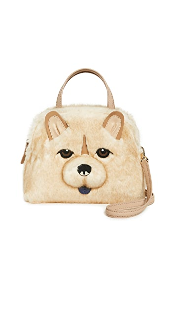 Kate Spade New York Chow Chow Small Lottie Satchel