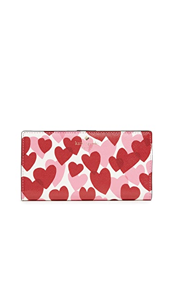 Kate Spade New York Ours Truly Stacy Wallet