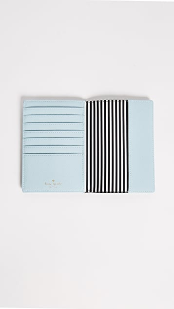 Kate Spade New York Cameron Street Passport Holder