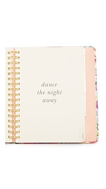 Kate Spade New York Dahlia Large 17 Month 2018 Agenda